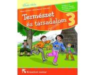 Priroda i društvo 3 - udžbenik na mađarskom jeziku