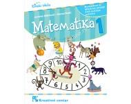 Matematika 1 - radna sveska na mađarskom jeziku