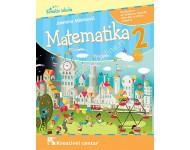 Matematika 2 - radna sveska na mađarskom jeziku