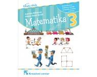 Matematika 3 - radna sveska na mađarskom jeziku