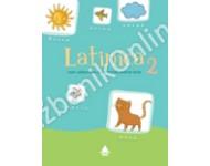 Latinica 2, radni udžbenik za drugi razred