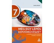 KORAK DALJE - Likovna kultura za 7.razred na mađarskom jeziku