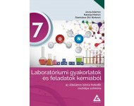 Labaratorijske vežbe sa zadacima iz hemije za 7. razred osnovne škole na mađarskom jeziku