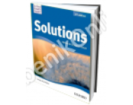 Solutions 2nd edition Advanced - udžbenik za četvrti razred srednje škole