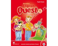 "Macmillan English Quest 1(ME) - Pupil""s Book Pack"