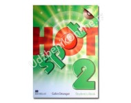 Hot Spot 2 (ME) - Student's Book +CD-ROM