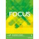 Focus 1 Student's Book - Udžbenik