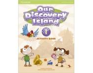Our discovery Island 1 Radna sveska za 2. razred osnovne škole