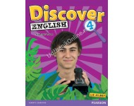 Discover English Level 4 Radna Sveska za 7. razred osnovne škole