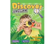 Discover English Level 1 Radna sveska za 4. razred osnovne škole