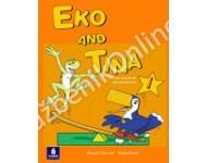 Eko and Tina 1 Udžbenik iz engleskog jezika za 1. razred osnovne škole