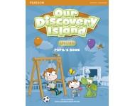 Our Discovery Island Starter Udžbenik iz engleskog jezika za 1. razred osnovne škole