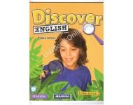 Discover english starter Radna Sveska iz engleskog jezika  za 3. razred osnovne škole