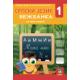 Srpski jezik 1, vežbankaa za prvi razred osnovne škole
