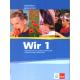 """Nemački jezik, udžbenik """"WIR 1"""" NEU+ CD za 5. razred osnovne škole"""